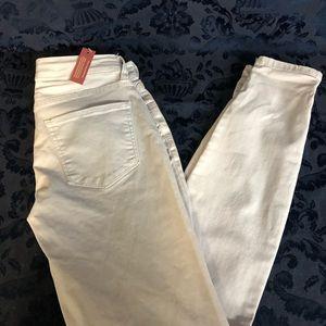 New Lavender Arizona Jeans Co. Jeggings size 0